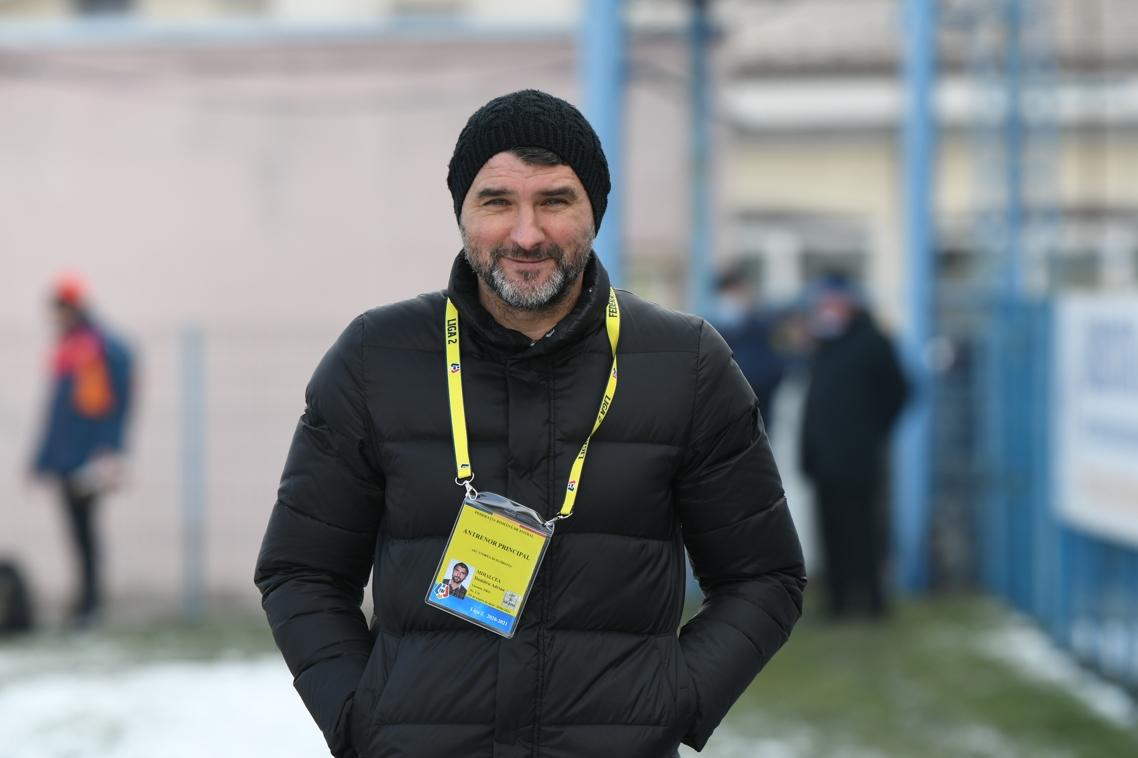 Adrian Mihalcea: Trebuie să păstrăm atitudinea din meciul câștigat au Aerostar Bacău
