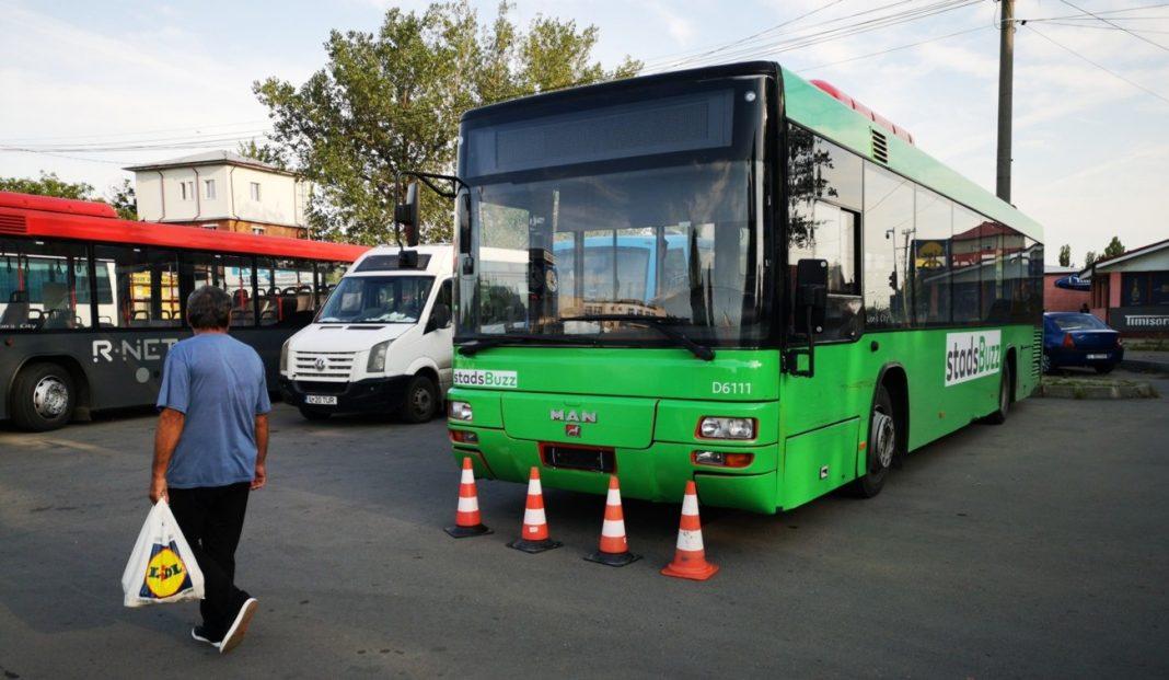 Slobozia și Amara vor avea transport public în comun de persoane