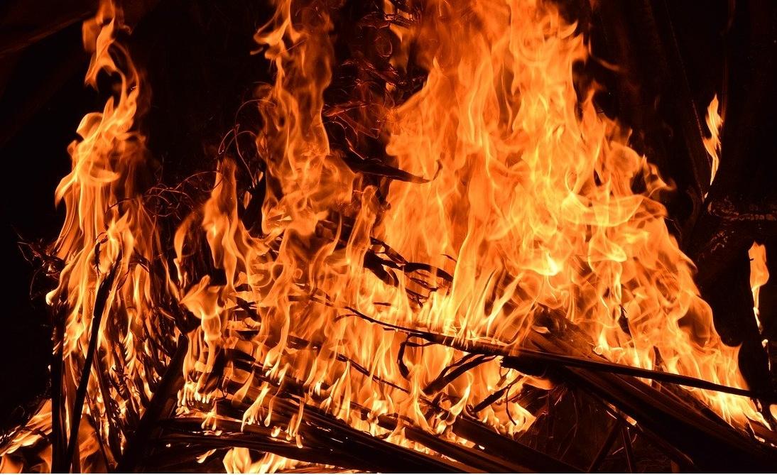 Bărbat carbonizat într-un incendiu izbucnit în Gheorghe Lazăr